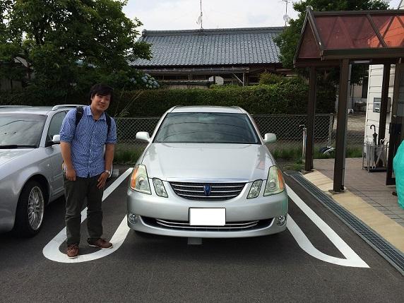 ☆ H様 マークⅡブリット 御納車 ☆