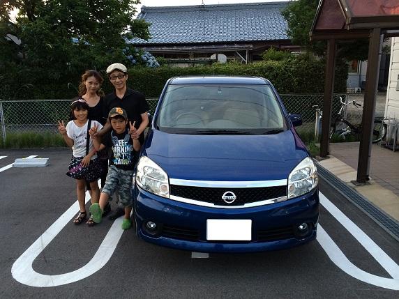 ☆ H様 ラフェスタ 御納車 ☆