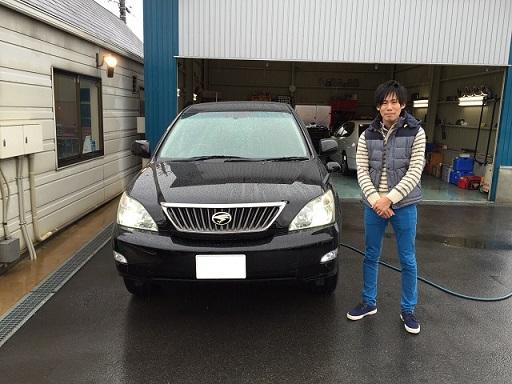 ☆M様 トヨタ ハリアー 御納車!!!☆