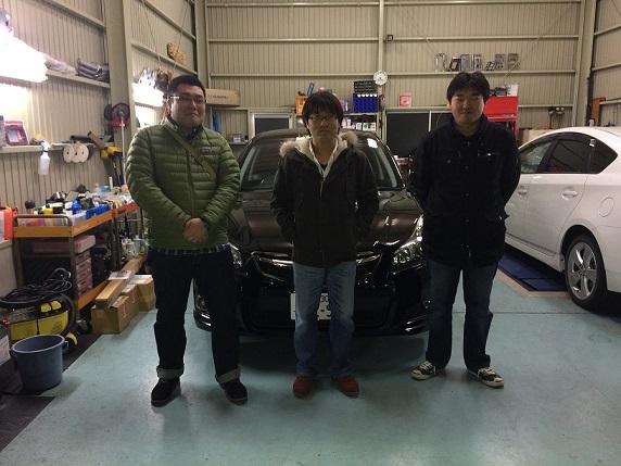 ☆H様 スバル レガシィツーリングワゴン 御納車!!!☆