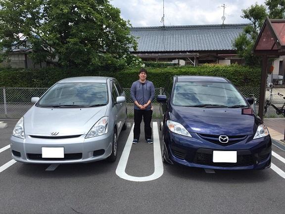 ☆S様 マツダ プレマシー 御納車!!!☆