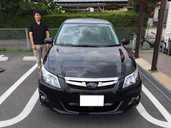☆T様 スバル エクシーガ 御納車!!!☆