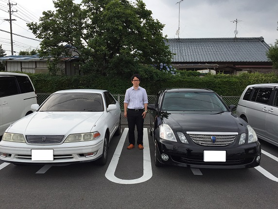 ☆I様 トヨタ マークⅡブリット 御納車!!!☆