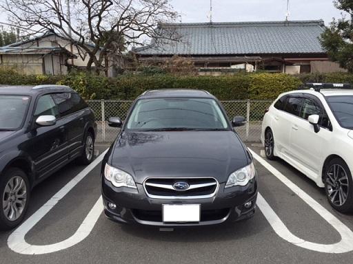 ☆K様 スバル レガシィツーリングワゴン 御納車!!!☆