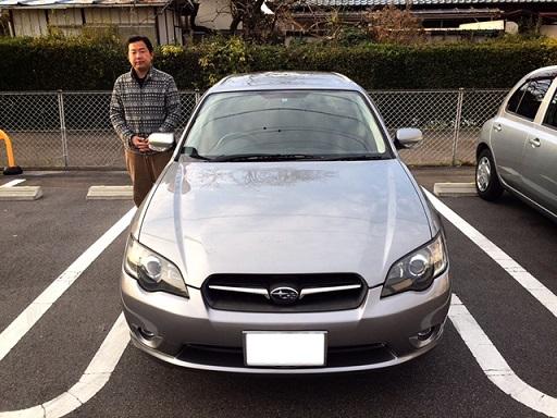 ☆Z様 スバル レガシィツーリングワゴン 御納車!!!☆