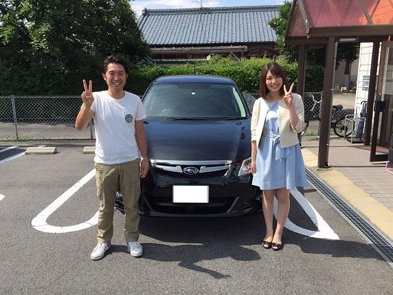 ☆T様 スバル エクシーガ ご納車!☆ 春日井店