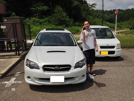 ☆ W様 レガシィツーリングワゴン 御納車!! ☆