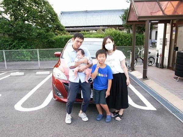 ☆★ M様 プレマシー御納車!!★☆