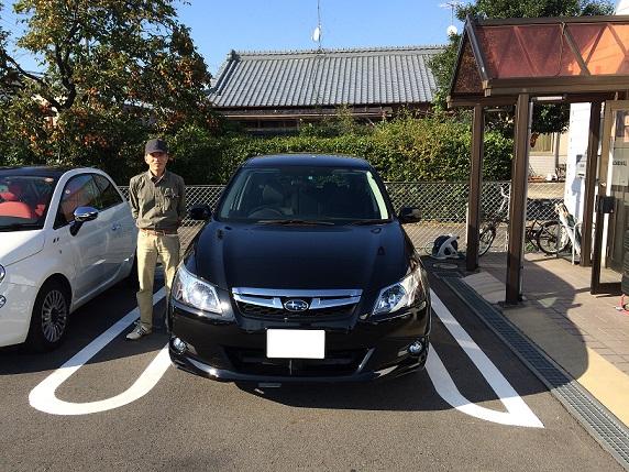 ☆H様 スバル エクシーガ 御納車!!!☆