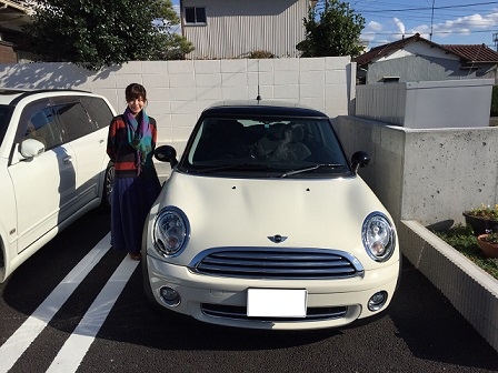 ☆T様 BMW  MINI  御納車!!!☆
