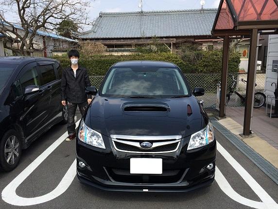 ☆M様 スバル エクシーガ 御納車!!!☆