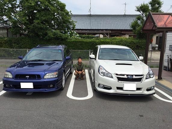 ☆N様 スバル レガシィツーリングワゴン 御納車!!!☆