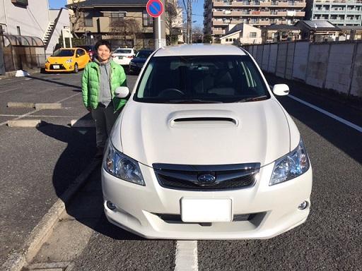 ☆S様 スバル エクシーガ 御納車!!!☆
