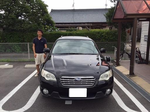 ☆S様 スバル アウトバック 御納車!!!☆
