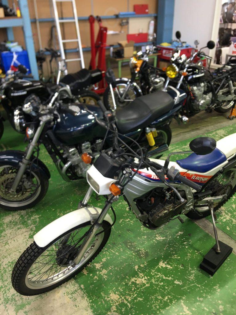 バイク始めました!  中川・港店
