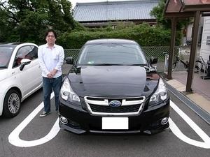 ☆★K様 レガシィ御納車!!★☆