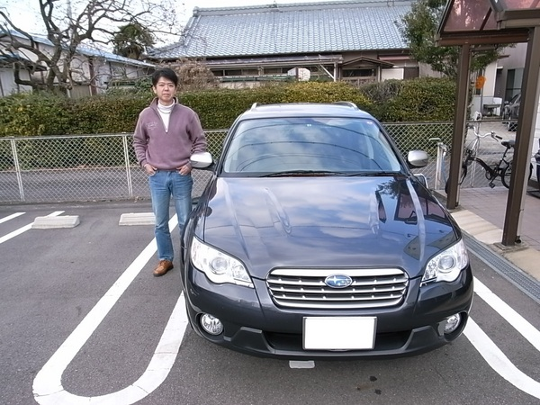 ☆★K様  アウトバック御納車!!★☆